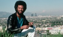 Photo: The Guardian. Gil Scott-Heron in Los Angeles, 1980