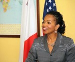 Gina Winstanley, U.S. Ambassador to the Republic of Malta