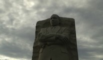 The centerpiece of the memorial (Dr. Martin Luther King, Jr. Memorial -BlackandBrownNews.com 2012)