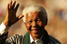 Nelson Rolihlahla Mandela – Madiba, 1918 - 2013.  A Warrior for Humanity.
