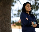 Amanda Blackhorse, a Navajo American Indian, is a plaintiff in the federal lawsuit seeking trademark protection from the Washington Redskins. (Image via USA Today)